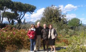 Pr.ssa Alina Midro con Giorgio Fazzini e Dr. Giorgio Pini