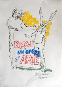 Giorgio Michetti - Cane
